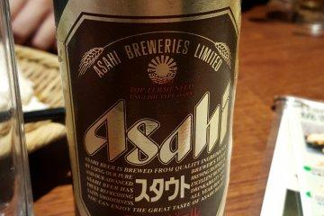 Asahi Stout