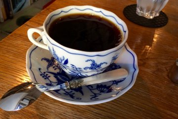 Quán cà phê kiểu Séc Hyaqtoh
