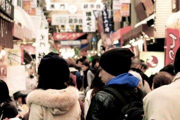 Секретные задворки Осаки