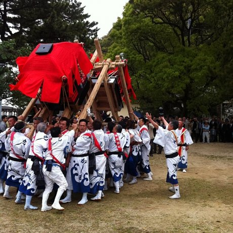The Wet and Wild Kashima Festival