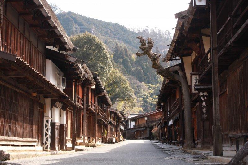 Tsumago-juku