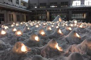 秋田及橫手雪屋祭