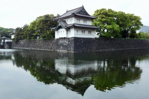Visit famous sites like the Imperial Palace Garden