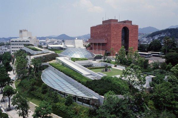 Nagasaki Atomic Bomb Museum and Peace memorial Park