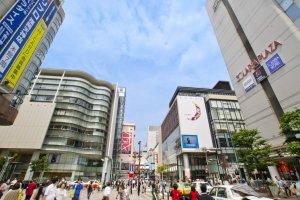 Tenjin, thành phố Fukuoka