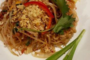 Món mỳ xào Thái