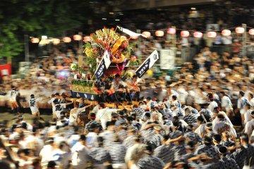 Летние фестивали в Фукуока