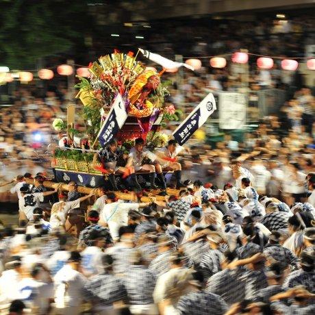 Festivals d'été à Fukuoka
