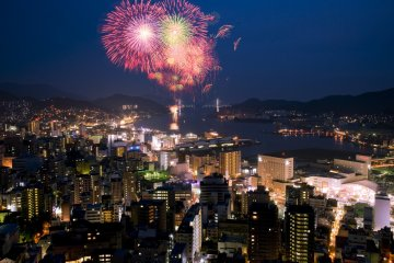 Festivals d'été à Nagasaki