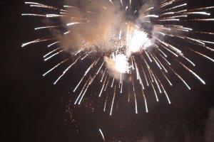 Kawakamikyo Fireworks Festival