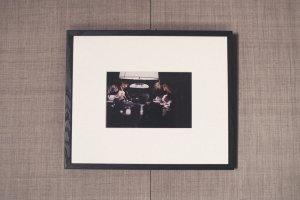 Ảnh chụp nhóm The Beatles khoảng thời gian họ lưu lại khách sạn