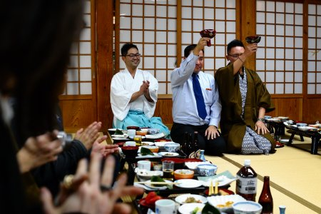 Celebrating the Freedom of Restraint in Tsuruoka