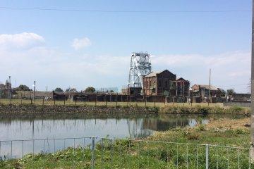 La Mine de Charbon de Manda