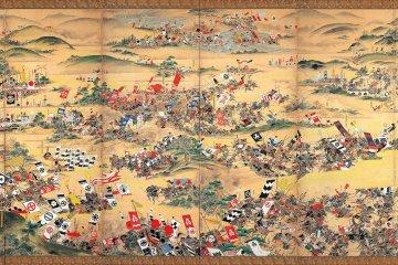 Sekigahara Kassen Byōbu-zu