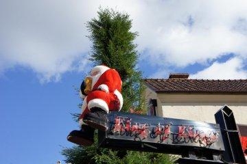 산타클로스는 맥주를 즐기니?