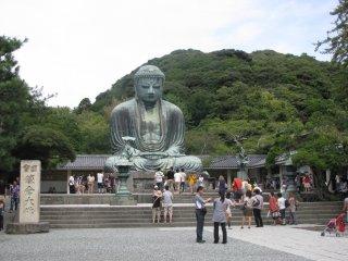 Kamakura Daibutsu and Kotokuin Temple