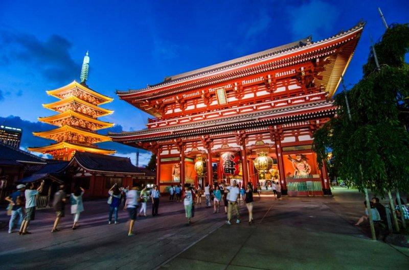 Asakusa 39 s sensoji temple tokyo japan travel japan for Visit tokyo