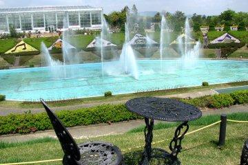 Цветочный парк Хамамацу. Часть 1