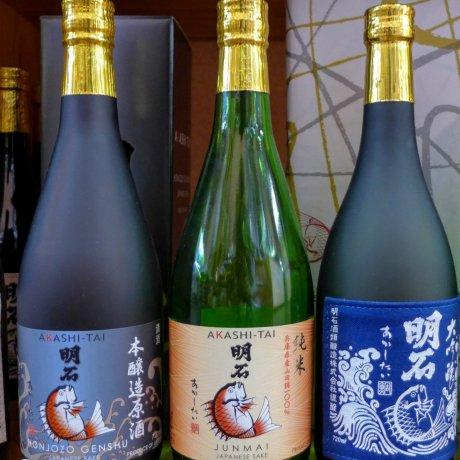 Thành phần rượu sake?