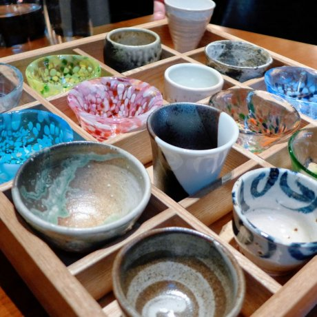 Comment Servir le Saké