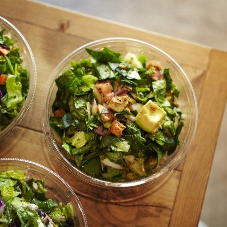 Crisp Salad Works di Daikanyama