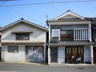 Завод сакэ Киримантё в Хонаи, Яватахама