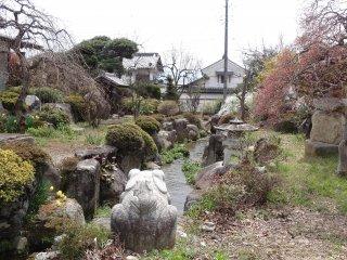 บ้านกับสวนญี่ปุ่น