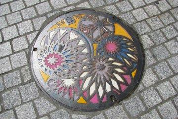 Тэмари является символом Мацумото