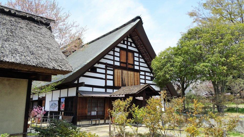 อีกมุมหนึ่งของบ้านคันโซะ ยะชิคิ
