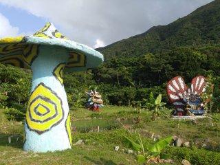 An Okinawan fantasy