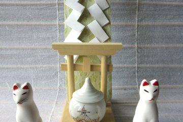 Мой сувенир из Фусими Инари Тайся