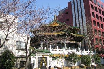 Kanteibyo temple
