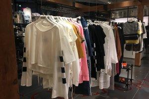 Pulp: Mode & Alimentation à Shibuya