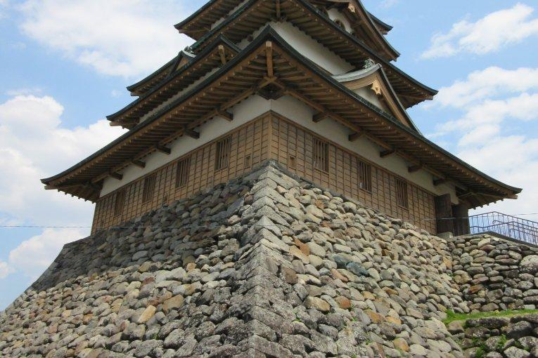 Takashima Castle of Suwa