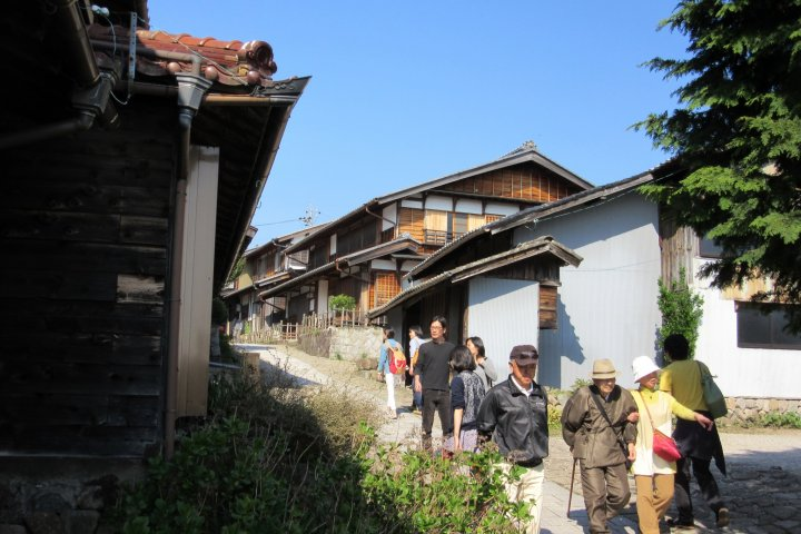 Magome Post Town