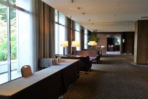 ล็อบบี้ของโรงแรม Sheraton Miyako Hotel Tokyo