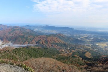 筑波山地域ジオパーク