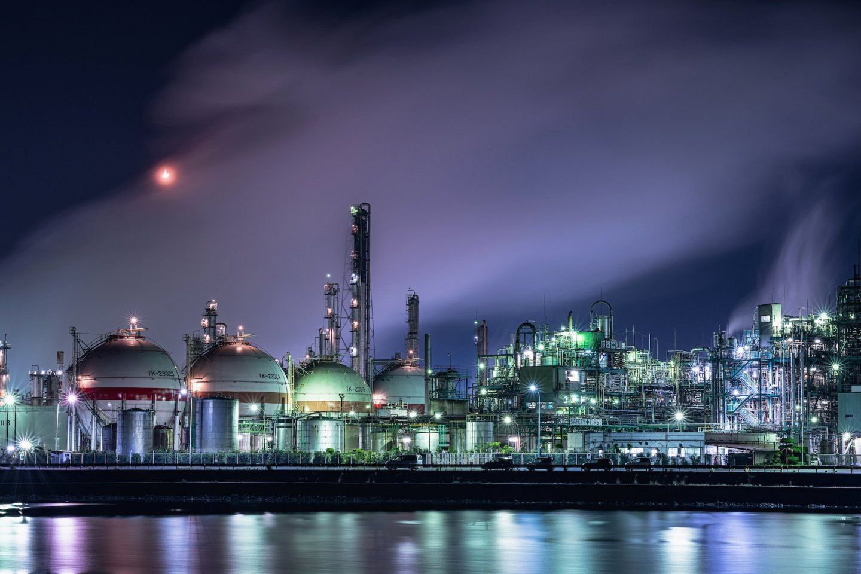 Yokkaichi refinery