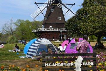 สวนสนุก Funabashi Andersen