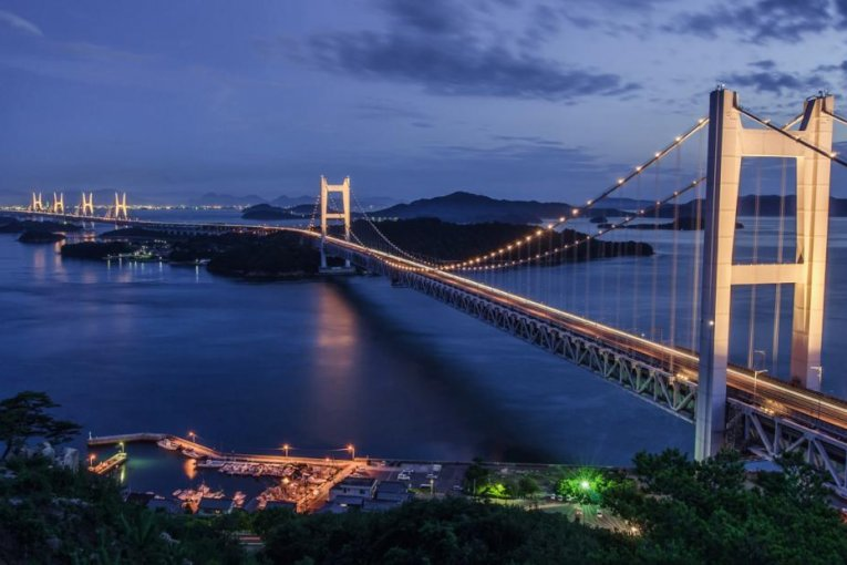 Jembatan Seto Ohashi