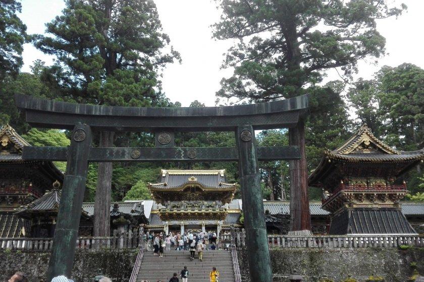 Toshogu Shrine Entrance