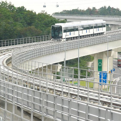 LINIMO, the Mag Lev Train