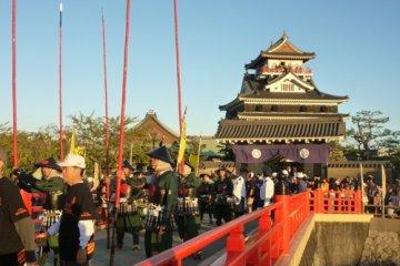 Kiyosu Castle, Sengoku Stronghold