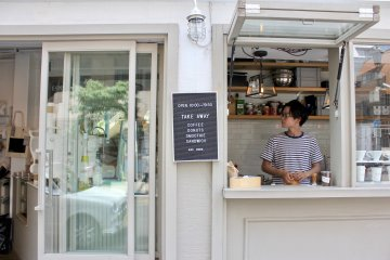 Canvas Tokyo storefront
