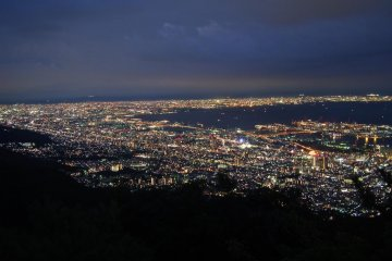 Ten Million Dollar Night View, Kobe