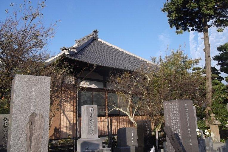 Shojo-ji Temple in Fujieda