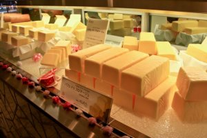 LeTAO is famous for its Fromage. If you're not a fan of Fromage, there are over 50 other sweets to choose from.