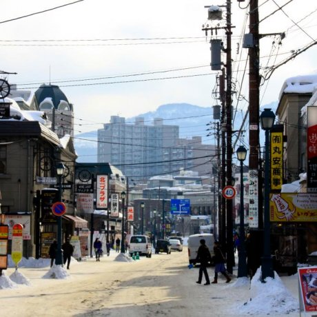 Sakaimachi Street, Otaru