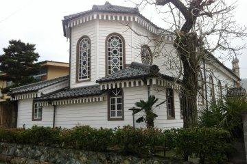 Miyazu Catholic Church