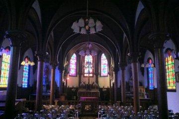 Католическая церковь Миядзу